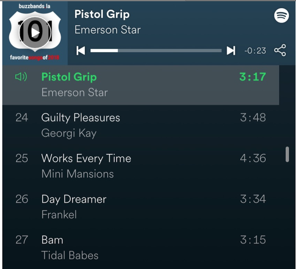 Emerson Star – BuzzBands   WAX LTD
